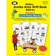 Super Duper® Jumbo Artic Drill Book PHOTO-WORDS Add-On Book and Printable CD-ROM