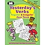 Super Duper® Yesterday's Verbs, Regular and Irregular Past