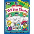 Super Duper® Ask & Answer® in.WHin. Fun Sheets, Grades PreK-5