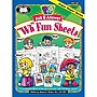 Super Duper® Ask & Answer® WH Fun Sheets,