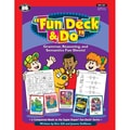 Super Duper® Fun Deck® & Do™ Fun Sheets, Grades K-6