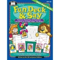 Super Duper® Fun Deck® and Say Fun Sheets Book 2, Grades K-6