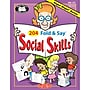 Super Duper® 204 Fold and Say® Social Skills