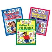 Super Duper® Webber® Artic Fun Sheets Combo