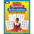 Super Duper® Webber® Spanish Articulation Picture Word Book
