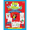 Super Duper® Say & Glue® Phonological Awareness Book for Spanish Speakers