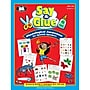 Super Duper® Say & Glue® Phonological Awareness Book