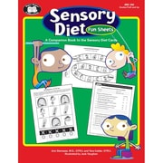 Super Duper® Sensory Diet Fun Sheets, Grades PreK and Up