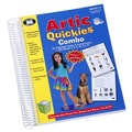 Super Duper® Artic Quickies Reproducible Photo Fun Sheets Book and CD-ROM Combo
