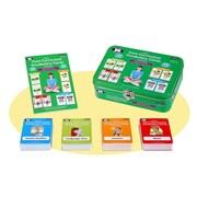 Super Duper® Webber® Level Three Core Curriculum Vocabulary Cards