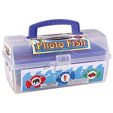 Super Duper® Classifying Photo Fish Magnetic Game