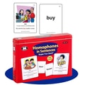 Super Duper® Homophones in Sentences Super Fun Deck Cards