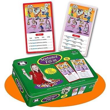 Super Duper® Sentence Fill-in Fun Deck® Cards