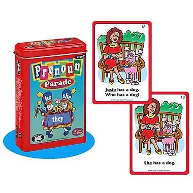 Super Duper® Pronoun Parade Fun Deck® Cards