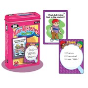 Super Duper® Mini-Mysteries Fun Deck Cards