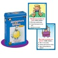 Super Duper® Metaphors & Similes Fun Deck Cards