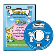 Super Duper® Webber® Verbs Interactive Fun Decks® CD-ROM