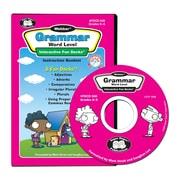 Super Duper® Webber® Grammar Word Level Interactive Fun Decks® CD-ROM