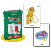 "Super Duper® Webber® ""Final Consonant Deletion"" Photo Phonology Deck Cards"
