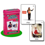 "Super Duper® Webber® ""Cluster Reduction"" Photo Phonology Deck Cards"