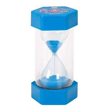 Super Duper® Webber® Fun Sand Timer 5-Minute, Grades PreK and Up