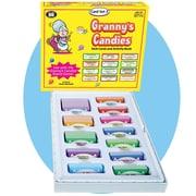 Super Duper® Granny's Candies® Set 3 Verb Card Game