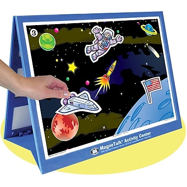 Super Duper® MagneTalk® Match-up Adventures Game Board Kit