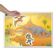 Super Duper® MagneTalk® Match-up Fantasy Story Adventures Game Board Without Barrier