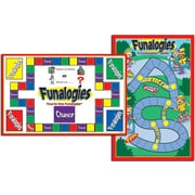 Super Duper® Funalogies® Laminated Analogies Game Board