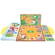 Super Duper® Go For The Dough® Game Board