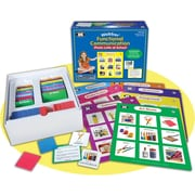 Super Duper® Webber® Functional Communication Photo Lotto at School Game Board