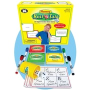 Super Duper® Fluency Roll 'n Talk® Open-Ended Dice Game