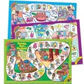 Super Duper® Say and Do® Vocabulary Game Board