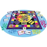 "Super Duper® ""Wh"" Question Blast-Off Game Board"