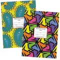 Super Duper® Neon Checkerboard Folder