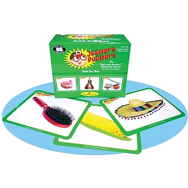 Super Duper® Jeepers Peepers™ Add-On Card Game
