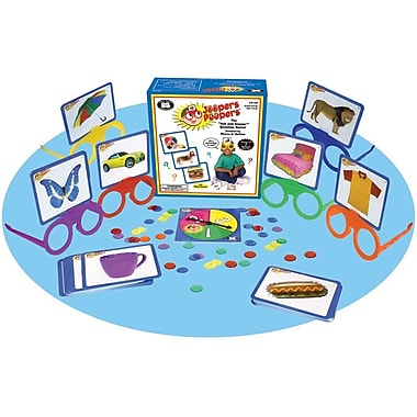 Super Duper® Jeepers Peepers® Glasses Card Game