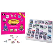 Super Duper® Webber® Basic Concepts MagneFoam™ Magnets Level 2 Game