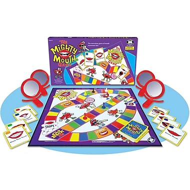 Super Duper® Mighty Mouth® Board Game