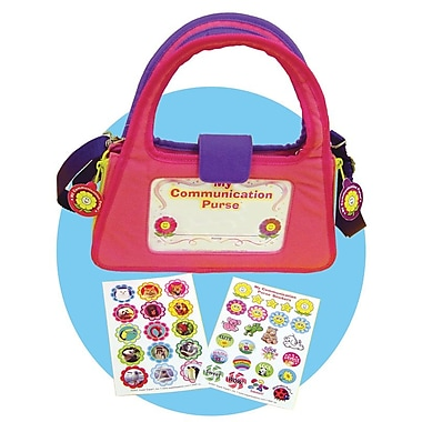 Super Duper® My Communication Purse, Grades K and Up