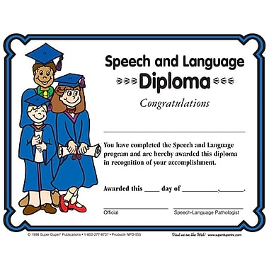 speech writing certificate