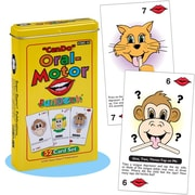 "Super Duper® ""Can Do""® Oral-Motor Fun Deck Cards"