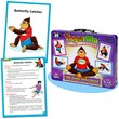 Super Duper® Yogarilla™ Exercises and Activities 55 Cards Yoga Deck Card
