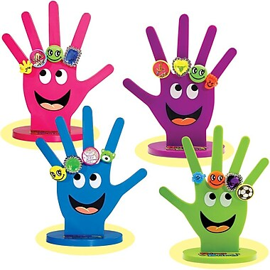 Super Duper® Extra Ring Bling® Hands Handy Card Game