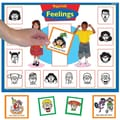 Super Duper® MagneTalk® Feelings Magnetic Game Board