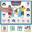 Super Duper® MagneTalk® Feelings Magnetic Game Board