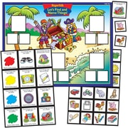 Super Duper® MagneTalk® Let's Find and Name Things Magnetic Game Board