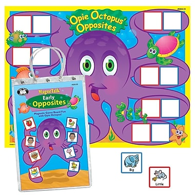 Super Duper® MagneTalk® Early Opposites Magnetic Game Board