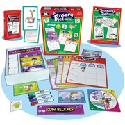 Super Duper® Sensory Diet Combo Game