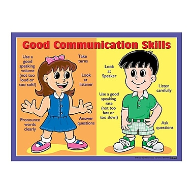Super Duper® Good Communication Skills Poster